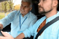 Уроки вождения за 500 рублей