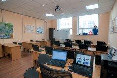 Компьютерный класс на Дальпрессе