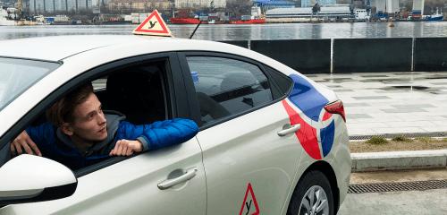 Безопасность за рулем в теплое время года