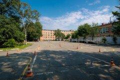Автодром на Бородинской