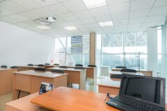 Учебный класс на Баляева